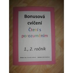 Bonusová cvičení - čtení s porozuměním