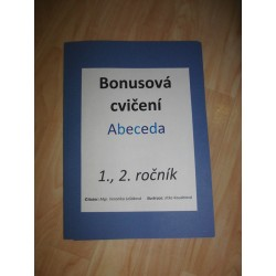 Bonusová cvičení - abeceda