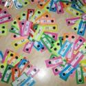 Kartičky do hry Bum – párové souhlásky